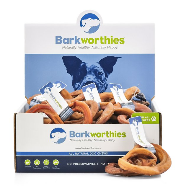 barkworthies pretzels bully sticks dog treats case of 50. Black Bedroom Furniture Sets. Home Design Ideas