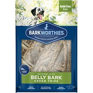 Barkworthies Green Tripe Sticks Dog Treats, 7-oz bag