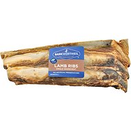 Barkworthies Lamb Ribs Dog Treat