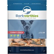 Barkworthies Variety Pack Dog Treats, 2-lb bag