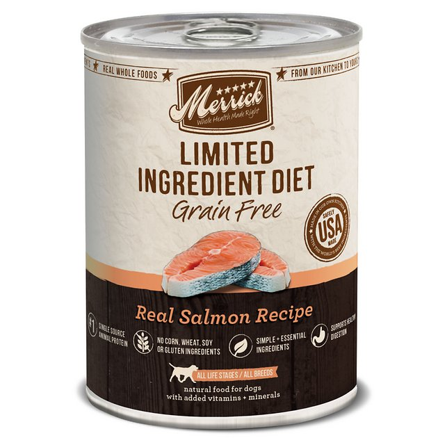 Merrick Limited Ingredient Salmon Dog Food