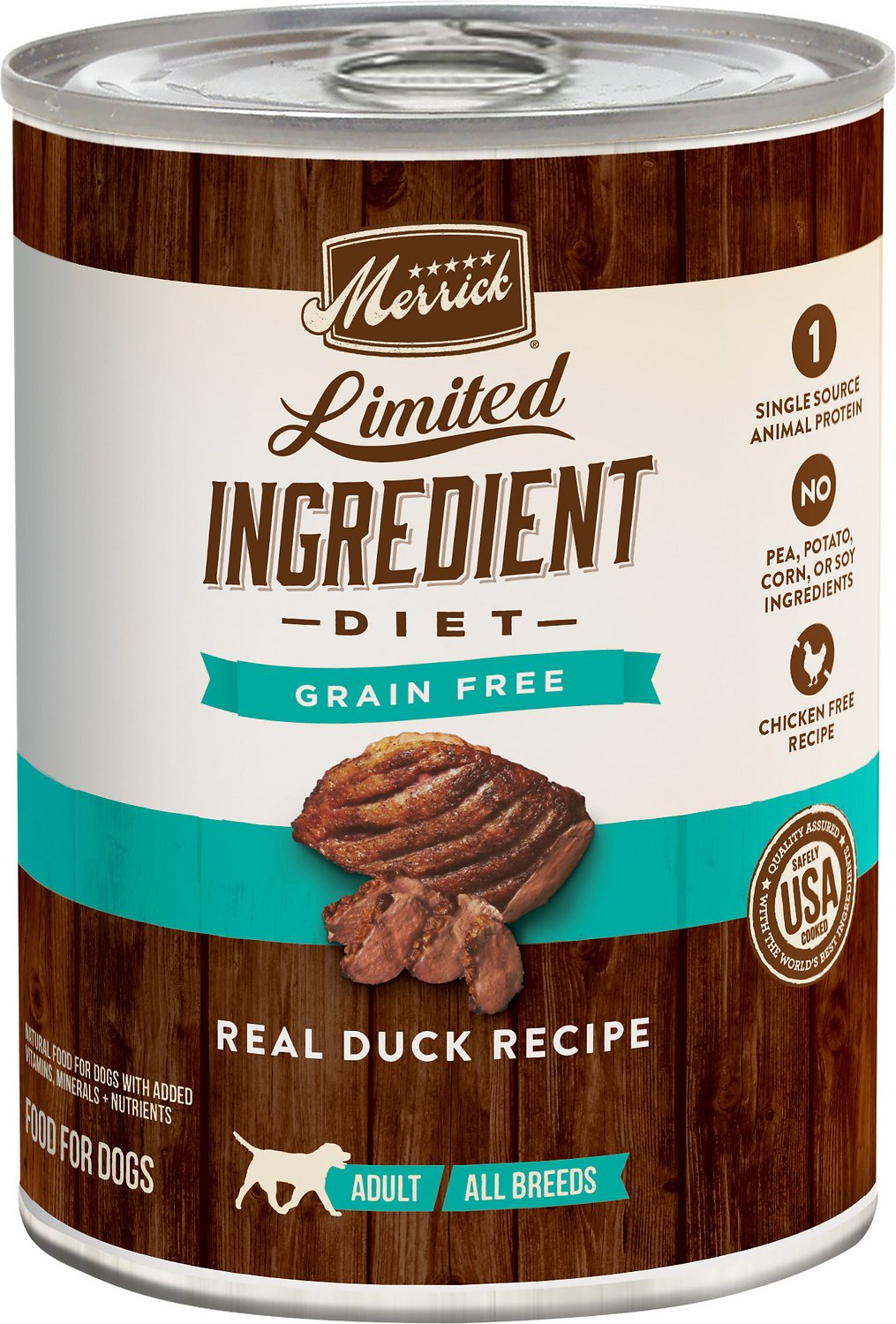 Merrick Limited Ingredient Canned Cat Food