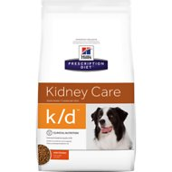 Hill's Prescription Diet k/d Kidney Care with Chicken Dry Dog Food, 27.5-lb bag