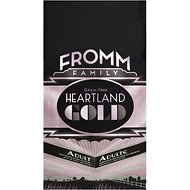 Fromm Heartland Gold Grain-Free Adult Dry Dog Food, 4-lb bag