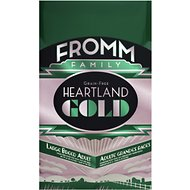 Fromm Heartland Gold Grain-Free Large Breed Adult Dry Dog Food, 26-lb bag