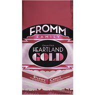 Fromm Heartland Gold Grain-Free Puppy Dry Dog Food, 4-lb bag