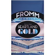 Fromm Heartland  Gold Grain-Free Large Breed Puppy Dry Dog Food, 26-lb bag