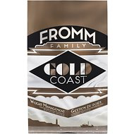 Fromm Gold Coast Grain-Free Weight Management Dry Dog Food, 12-lb bag