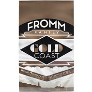 Fromm Gold Coast Grain-Free Weight Management Dry Dog Food, 26-lb bag