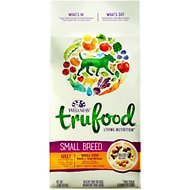 Wellness TruFood Baked Blends Small Breed Adult Recipe Chicken, Chickpeas & Chicken Liver Grain-Free Dry Dog Food, 2-lb bag