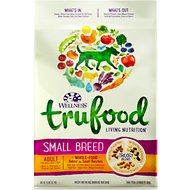 Wellness TruFood Baked Blends Small Breed Adult Recipe Chicken, Chickpeas & Chicken Liver Grain-Free Dry Dog Food, 10-lb bag