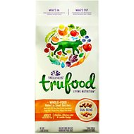 Wellness TruFood Baked Blends Adult Recipe Chicken, Chicken Liver & Lentils Grain-Free Dry Cat Food, 2-lb bag