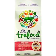 Wellness TruFood Baked Blends Adult Recipe Salmon, Lentils & Turkey Liver Grain-Free Dry Cat Food, 2-lb bag