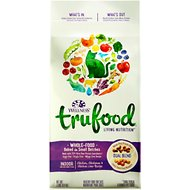 Wellness TruFood Baked Blends Indoor Recipe Chicken, Chickpeas & Chicken Liver Grain-Free Dry Cat Food, 2-lb bag