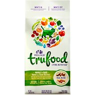 Wellness TruFood Baked Blends Kitten Recipe Chicken, Lentils & Chicken Liver Grain-Free Dry Cat Food, 2-lb bag