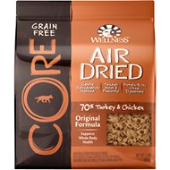 Wellness CORE Air Dried Natural Grain-Free Original Recipe Dry Dog Food, 2-lb bag