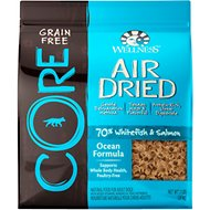 Wellness CORE Air Dried Natural Grain-Free Ocean Recipe Dry Dog Food, 2-lb bag