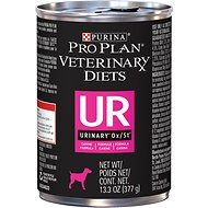Purina Pro Plan Veterinary Diets UR Urinary Ox/St Canned Dog Food, 13.3-oz, case of 12