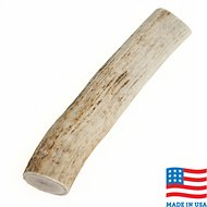Bones & Chews Made in USA Elk Antler Dog Chew, 6.5 - 8-in, Large