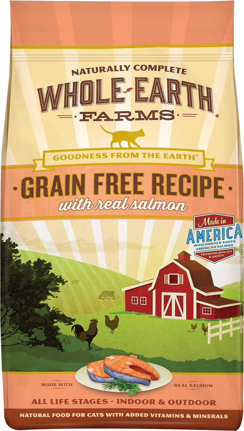 Whole Earth Farms Grain Free Recipe Dry Dog Food