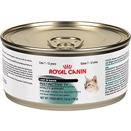 Royal Canin Instinctive 7+ Loaf In Sauce Canned Cat Food, 5.8-oz, case of 24