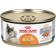 Royal Canin Intense Beauty Loaf in Sauce Canned Cat Food, 3-oz, case of 24