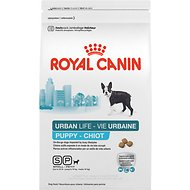 Royal Canin Urban Life Small Breed Puppy Dry Dog Food, 2.5-lb bag