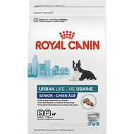 Royal Canin Urban Life Small Breed Senior Dry Dog Food, 2.5-lb bag