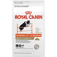 Royal Canin Sporting Life Agility 4100 Dry Dog Food, 25-lb bag