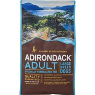 Adirondack Large Breed Recipe Dry Dog Food, 30-lb bag