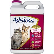 Advance High Performance Triple Action Scoopable Scented Multi-Cat Litter, 20-lb jug