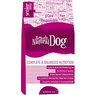 Perfectly Natural Dog Senior Formula Dry Dog Food, 4-lb bag