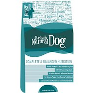 Perfectly Natural Dog Puppy Formula Dry Dog Food, 15-lb bag