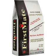 FirstMate High Performance Dry Dog Food, 16.5-lb bag