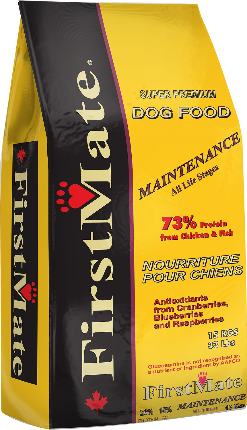 Firstmate Maintenance Dry Dog Food