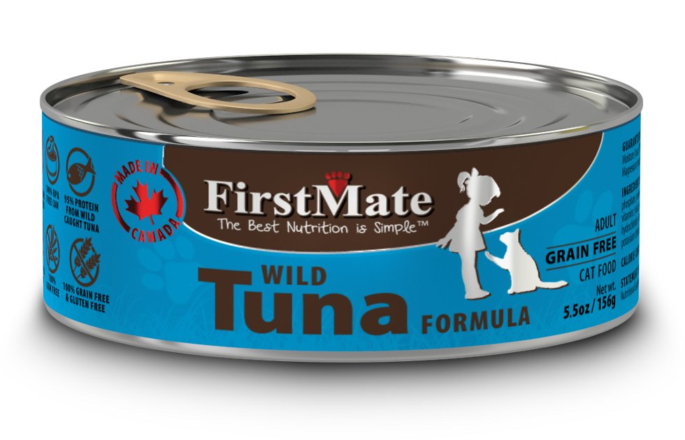 Limited Ingredient Canned Cat Food