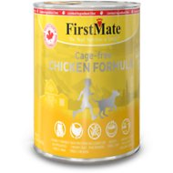 FirstMate Chicken Formula Limited Ingredient Grain-Free Canned Dog Food, 12.2-oz, case of 12