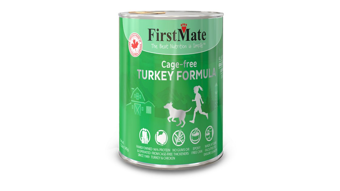 First Mate Canned Dog Food Reviews
