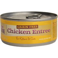 Health Extension Chicken Entree Canned Cat & Kitten Food, 5.5-oz, case of 24