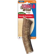 KONG Wild Whole Elk Antler Dog Chew, Medium