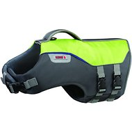 KONG AquaPro Dog Flotation Vest, Green, Large