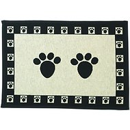 PetRageous Designs Paws Tapestry Placemat, Jumbo