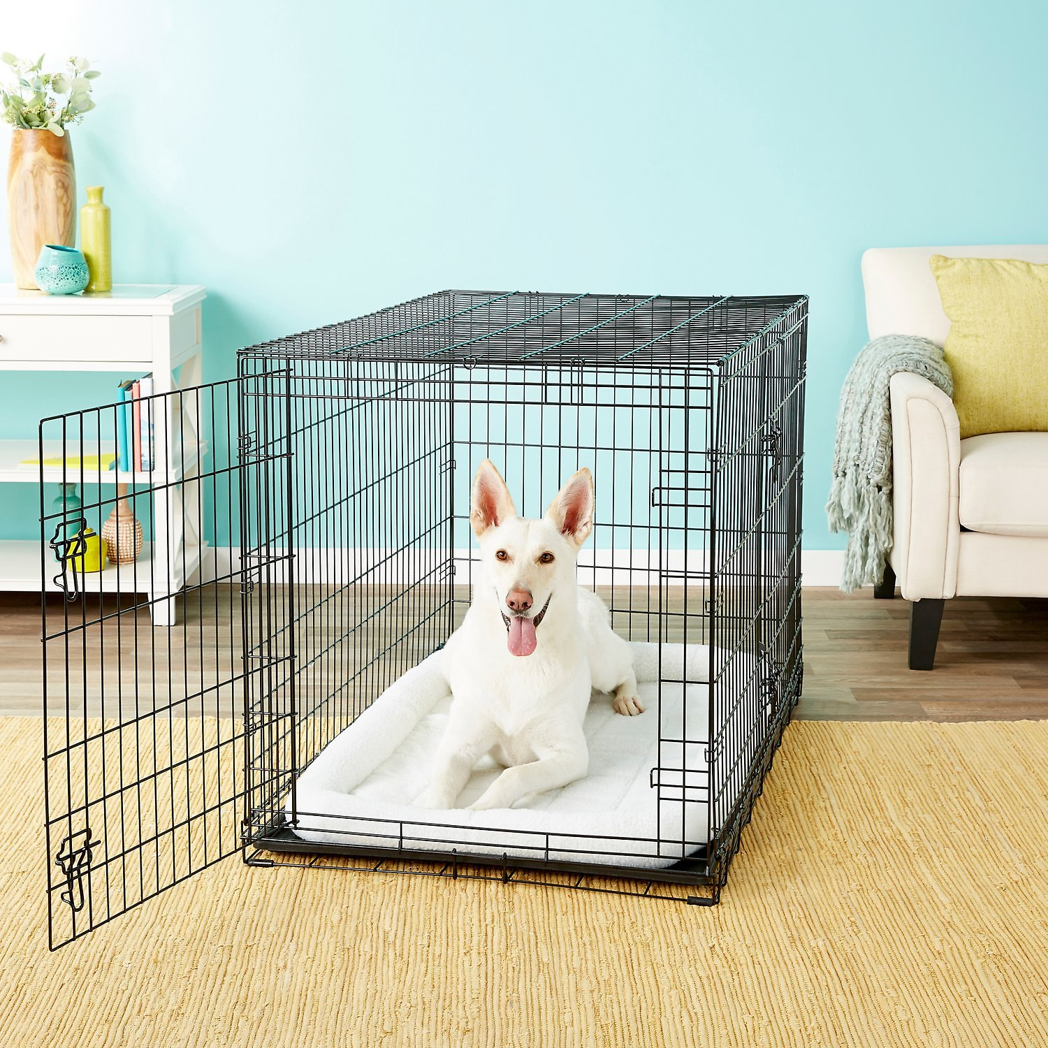 Frisco Fold And Carry Dog Crate Reviews