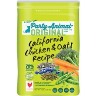 Party Animal California Chicken Recipe Dry Dog Food, 5-lb bag