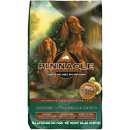 Pinnacle Grain-Free Chicken & Vegetable Recipe Dry Dog Food, 24-lb bag