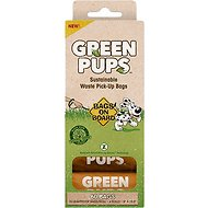 Bags on Board Green Pups Waste Pick-up Refill Bags, 60 count