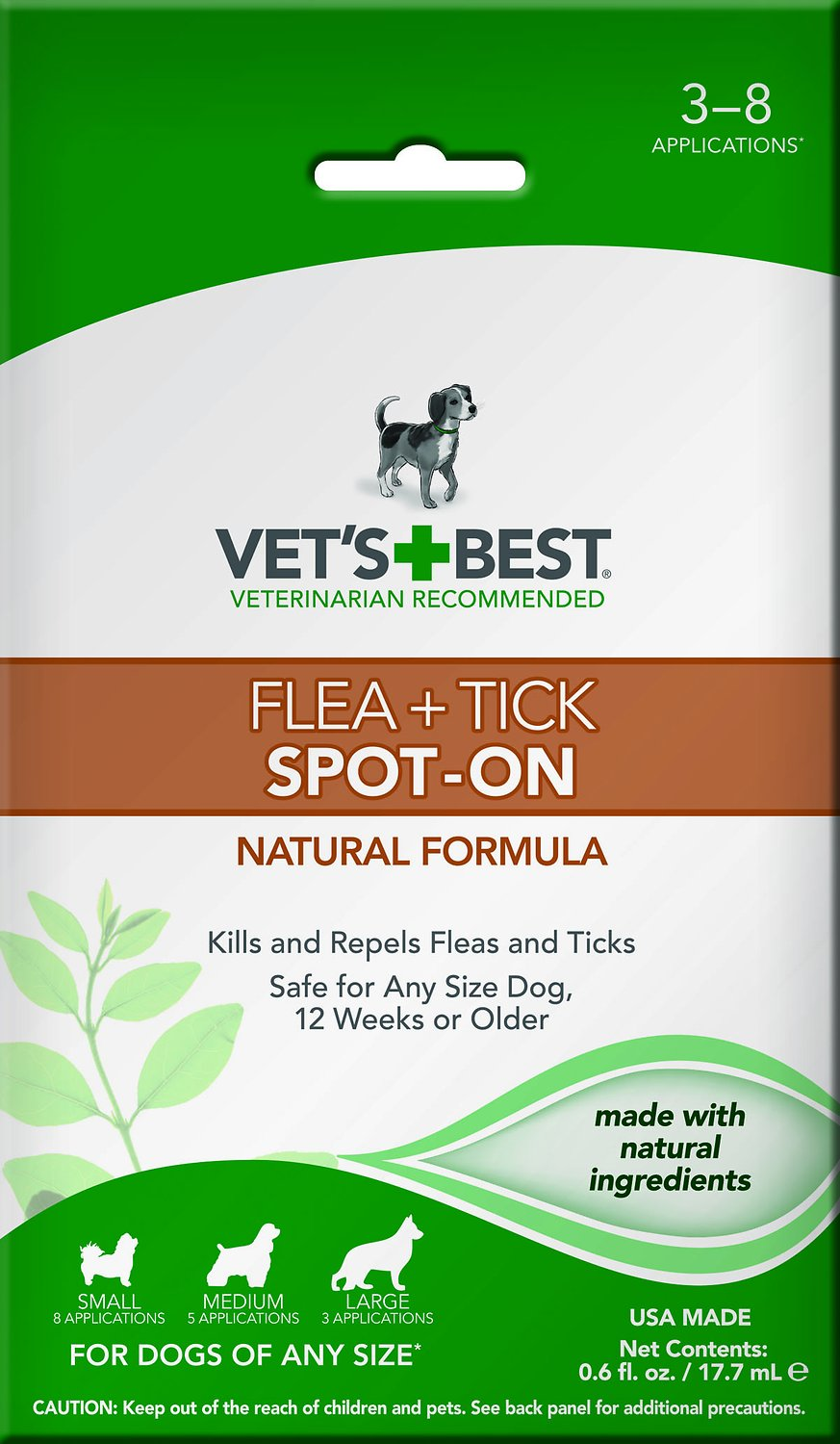 What S The Best Flea And Tick For Dogs