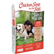 Chicken Soup for the Soul Salmon, Sweet Potato & Pea Grain-Free Dry Dog Food, 25-lb bag
