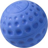 Rogz Asteroidz Ball Dog Toy, Color Varies, Small