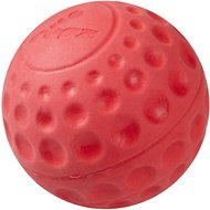Rogz Asteroidz Ball Dog Toy, Color Varies, Medium